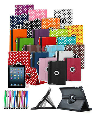 """Amazon Fire HD 8"""" Display Tablet - Case Cover with 360 Rotating Function & Pen"""