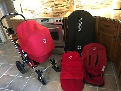 Bugaboo Camelon Fabric 6 piece Set