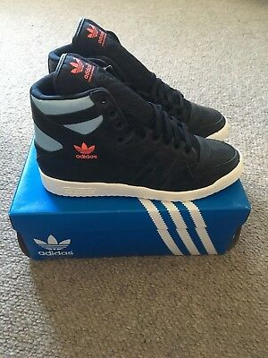 Bnib Deadstock Adidas Decade Hi - G44186 - Black - Uk9/us9.5/eu 43 1/3