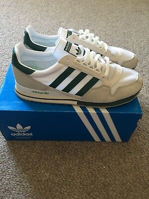 Bnib Adidas X United Arrows Zx500 Og - Uk9/us9.5/eu43 1/3 - Q33994 White/green