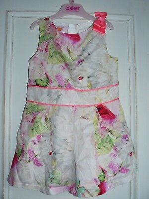 TED BAKER JUMPSUIT , PLAYSUIT FOR GIRLS SIZE 4-5 years