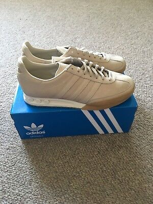 Bnib Adidas  Kegler Super - B41125 - Uk9/us9.5/eu 43 1/3 - Stone / Wheat