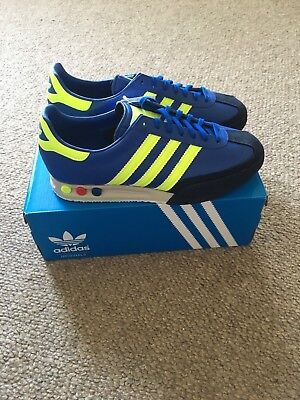 Bnib Adidas Kegler Super - Q20438 - Uk9/us9.5/eu 43 1/3 - 2013 - Blue