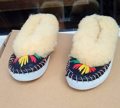 Eskimo Slippers For Kids and Toddlers, Shoe Size: EU 21, US (lesser than) 5,5