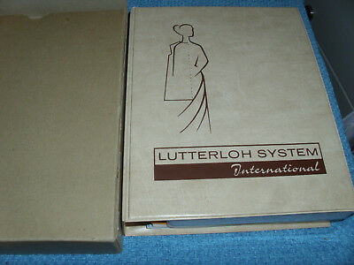 Vintage Lutterloh System International - The Golden Rule - Stll Boxed In Ex Cond