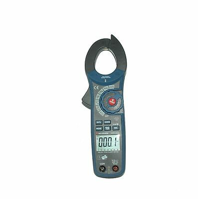 Aktakom  ACM-2056 1000 A AC/DC Clamp Meter with Users Manual and cables