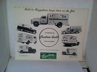 prepro Body by Maday of Buffalo truck ad Lang's Supreme Fairmont Dodds Sparks