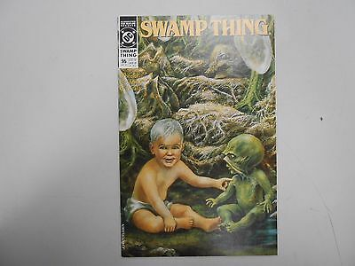 Swamp Thing #95! (1990, DC)! NM9.4+! Super high grade copper age DC! LOOK!