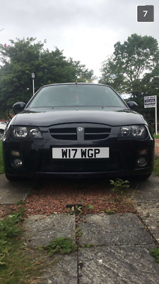 MG ZR 1.8 turbo project