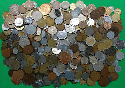 5 lbs Mixed Foreign World Coins Pre-Black Friday Special !! bulk bag pounds LL