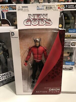 DC Comics NEW GODS The New 52 Orion 7 inch Action Figure DC Collectibles