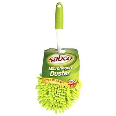 Sabco Microfingers Cloth Mini Duster - Machine washable and reusable *Aust Brand