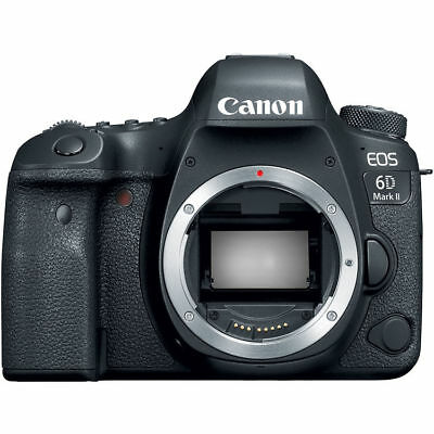 Canon EOS 6D Mark II DSLR Camera (Body Only)- Canon USA Authorized Dealer!!!