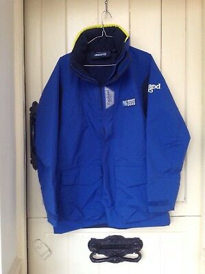MUSTO Rugby World Cup 2015Volunteer Jacket Size M