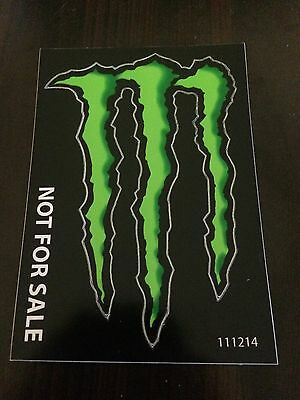 Monster Energy Drink Stickers Buy One Get One Free