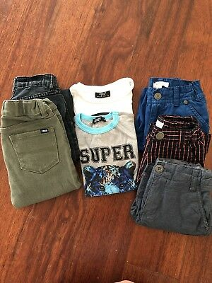 Boys Bulk Lot Size 5 Bardot, Fred Bare, Industry, Cotton On