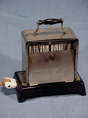 Antique electric SIMPLEX TOASTER very early model