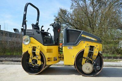 Bomag roller BW 138 AD-5