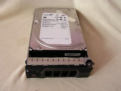 "Dell 2TB 7.2K SATA 6Gbps 3.5"" Hard Drive WITH CADDY, R610 R710 R810"