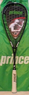 NEW Prince Black original 800 Squash Racquet
