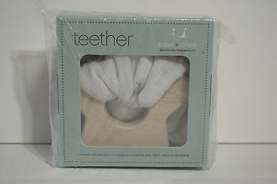 aden + anais Classic Teether - Prince Charming Starburst