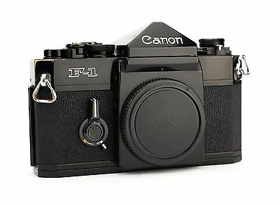 Canon F-1 Replacement Cover - Laser Cut PU Leather - Recovery