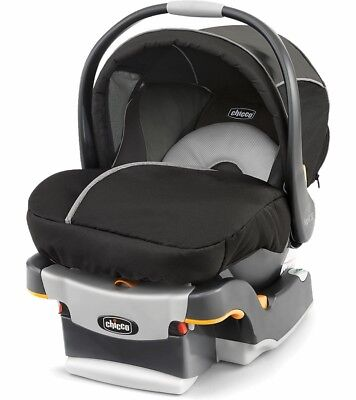 NEW Chicco KeyFit 30 Magic Infant Car Seat & Base, -Coal with Free Shipping!!