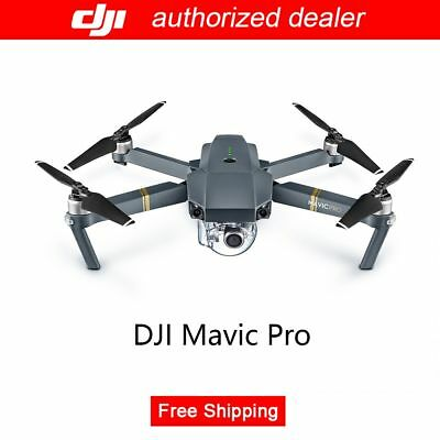 DJI Mavic Pro RC Drone with True 4K Camera + 7km Super Fly Distance, AU Stock
