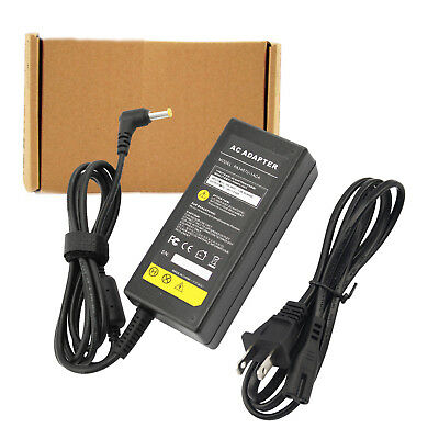DC 19V 3.42A Power Adapter Universal Power Supply Charger Input 100-240V 50/60Hz