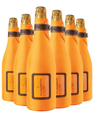 Veuve Clicquot Yellow Label NV ICE JACKET x 6 750ml