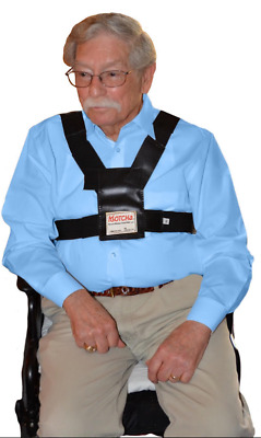 iGOTCHA Quick Release Wheelchair Safety Harness