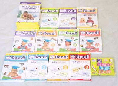 Your Baby Can Read Early Language Development System Collection NTSC #13405