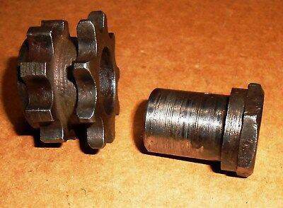 Briggs FH FI FHI L M etc flywheel nut and sproket / gear