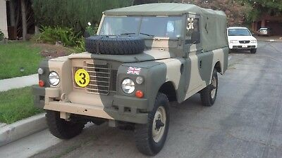 1973 Land Rover Other Military