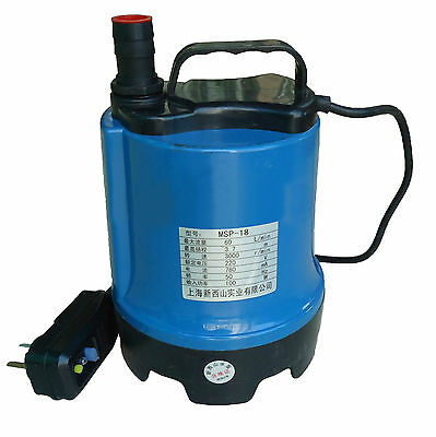 Magnetic Drive Submersible Water Pump Well pumps 220V AC 32L/min~60 L/min water