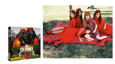 [ Perfect Velvet ] 2nd RED VELVET KPOP Album CD+Photobook+Photocard+Sleeve Box