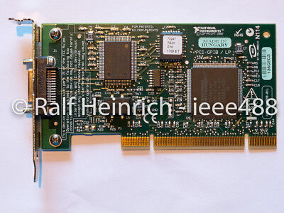 ... National Instruments PCI GPIB Low Profile Karte ieee488 mit Kabel 2m