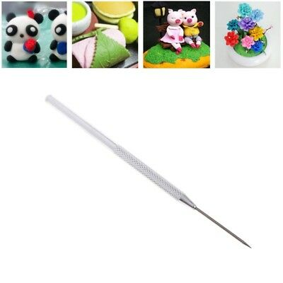 Pro Ceramics Pin Detailing Needle For Clay Sculpture Modeling Pottery Tools New