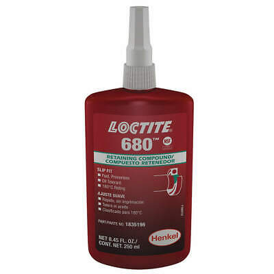 LOCTITE Retaining Compound,250mL, 1835196