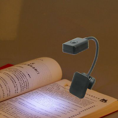 Flexible Clip On Bright LED Reading Light Lamp For Amazon Kindle/eBook  Readers
