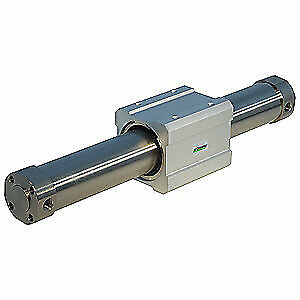 SPEEDAIRE Air Cylinder,Double Acting,Rodless,682mm, CY3B40TN-500