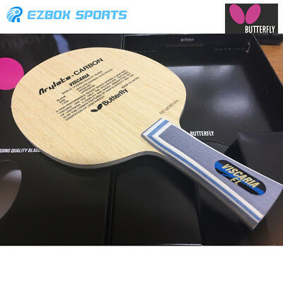 █EZBOX SPORTS█ Butterfly Viscaria FL Blade Shakehand Table Tennis Blade/Racket