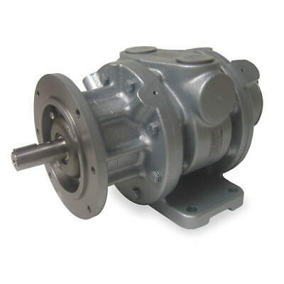 GAST Air Motor,9 HP,275 cfm,2000 rpm, 16AM-FRV-252