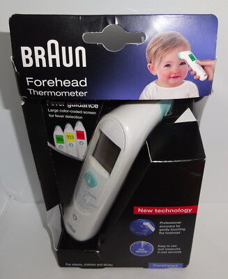 Braun Forehead Thermometer BFH 125