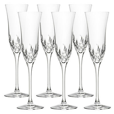 NEW Waterford Lismore Essence Flute Set 6pce