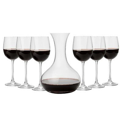 NEW Royal Doulton Carafe & Wine Glass Set
