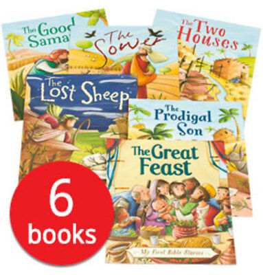 Stories Jesus Told Collection - 6 Books