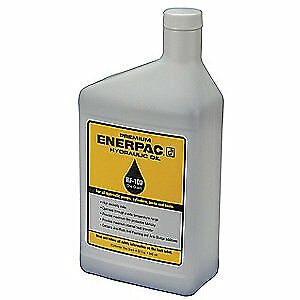 ENERPAC Oil,Hydraulic,1 Qt, HF-100, Blue
