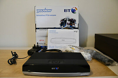 BT Youview  DTR-T2110 BT YouView HD Digital TV 500GB Recorder