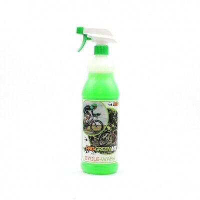 Pro Green Cycle 2 L ltr Litre Liter Ready to Use Wash Bike Bicycle BMX MTB